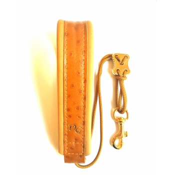 Dave Guardala DeLuxe Saxstrap Limited Ostrich Style with Goldhook