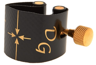 Dave Guardala Ligature and Cap Gold for Tenor